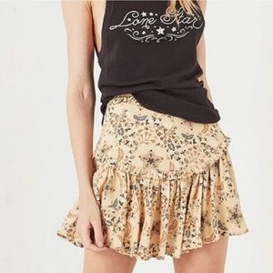 Spell Celestial Mini Skirt